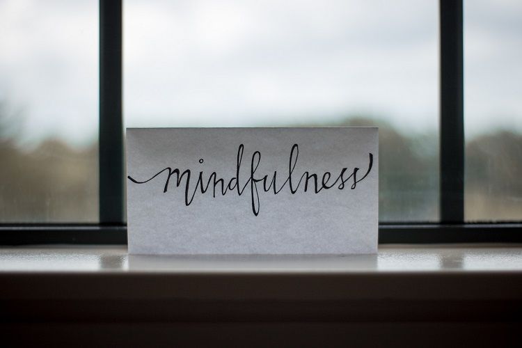 Mindfulness and Stress: Being Your Own Best Friend